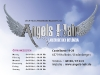 Angels Hair Flyer (vorne)